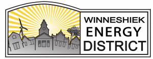 Winneshiek Energy District logo