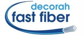 Decorah Fast Fiber logo